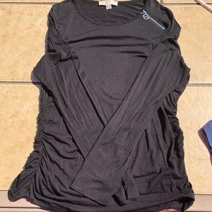 Michael Kors Dress up shirt Long sleeve - feather